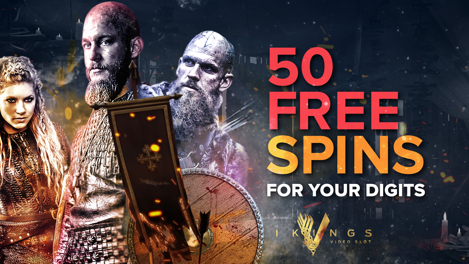 Get 50 Free Spins for phone number verification at mBitcasino